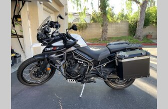 2015 Triumph Tiger 800 XCx ABS for sale 200919398