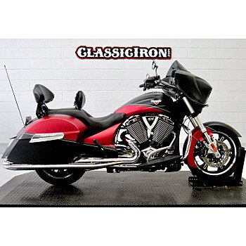 2015 Victory Cross Country for sale 200844890