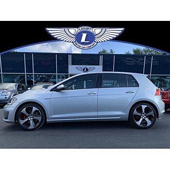 2015 Volkswagen GTI 4-Door for sale 101172613