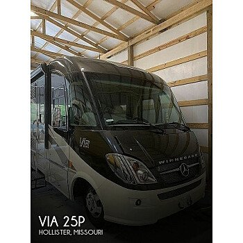 2015 Winnebago Via for sale 300233338