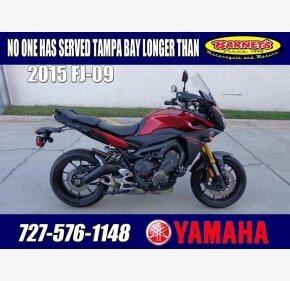 2015 Yamaha FJ-09 for sale 200683375