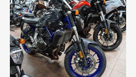 2015 Yamaha FZ-07 for sale 200669655