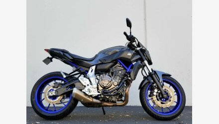 2015 Yamaha FZ-07 for sale 200718392