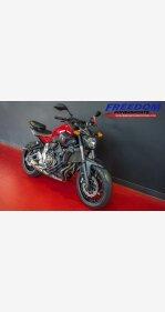 2015 Yamaha FZ-07 for sale 200777817
