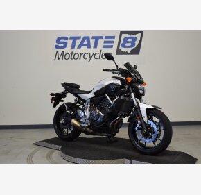 2015 Yamaha FZ-07 for sale 200804383