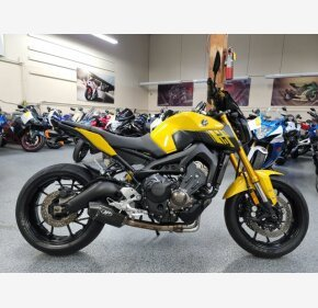 2015 Yamaha FZ-09 for sale 201013675