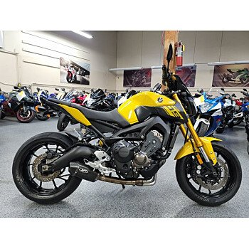 2015 Yamaha FZ-09 for sale 201013675