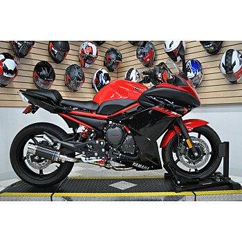2015 Yamaha FZ6R for sale 200691059