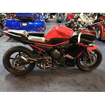 2015 Yamaha FZ6R for sale 200859448