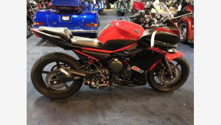 2015 Yamaha FZ6R for sale 200859448