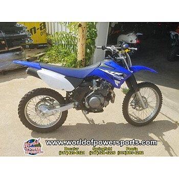 2015 Yamaha TT-R125LE for sale 200637376