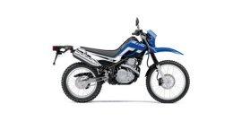 2015 Yamaha XT225 250 specifications