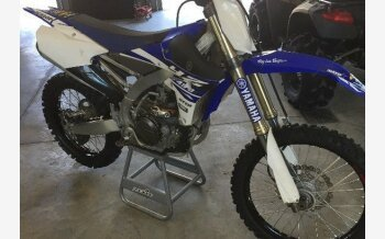 2015 Yamaha YZ450F for sale 200575711