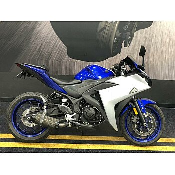 2015 Yamaha YZF-R3 for sale 200714856