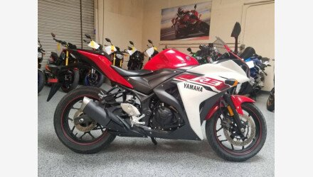 2015 Yamaha YZF-R3 for sale 200813851