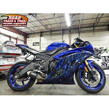 2015 Yamaha YZF-R6 for sale 200710670