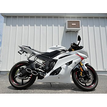 2015 Yamaha YZF-R6 for sale 200799835