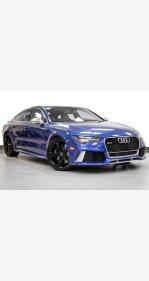 2016 Audi RS7 Prestige for sale 101275476