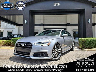 2016 Audi S6 for sale 101482275