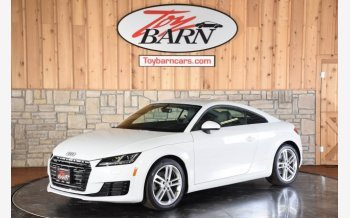 2016 Audi TT 2.0T Coupe for sale 101100193