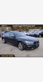 2016 BMW 750i xDrive for sale 101403876