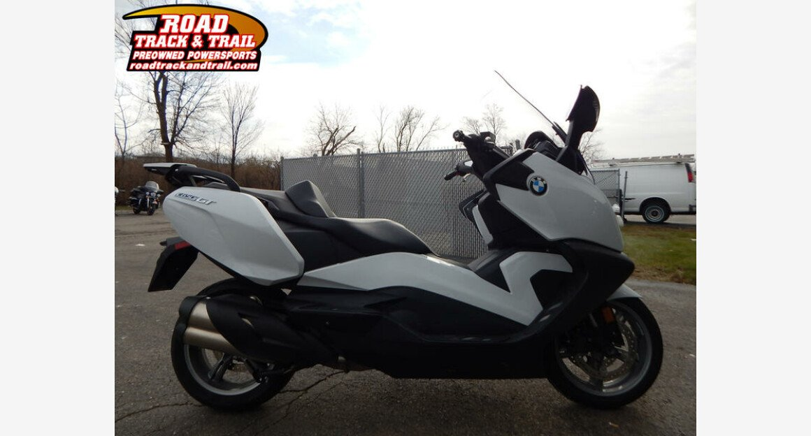 2016 BMW C650GT for sale 200660332