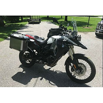 2016 BMW F800GS for sale 200741045