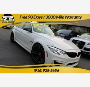 2016 BMW M3 for sale 101369568