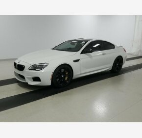 2016 BMW M6 Coupe for sale 101330271