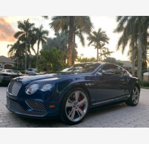 2016 Bentley Continental GT V8 S Coupe for sale 101315370