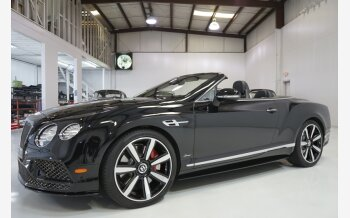 2016 Bentley Continental GTC Speed Convertible for sale 101320365