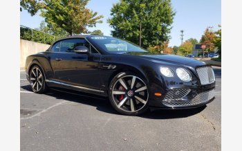2016 Bentley Continental for sale 101382802