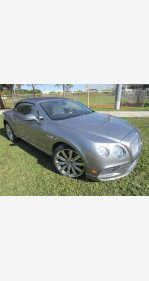 2016 Bentley Continental for sale 101449531