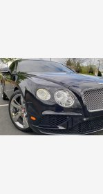 2016 Bentley Continental for sale 101484687