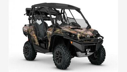 2016 Can-Am Commander 1000 for sale 200797633