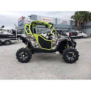2016 Can-Am Maverick 1000R X mr for sale 200766785
