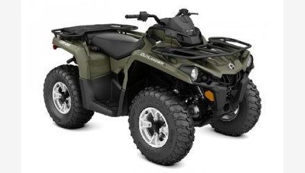 2016 Can-Am Outlander 570 L for sale 200722868