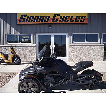 2016 Can-Am Spyder F3 for sale 200689835