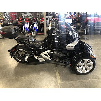 2016 Can-Am Spyder F3 for sale 200702455
