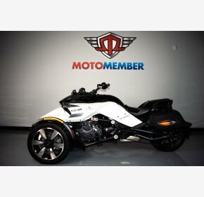 2016 Can-Am Spyder F3 for sale 200719797