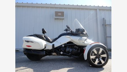 2016 Can-Am Spyder F3 for sale 200777482