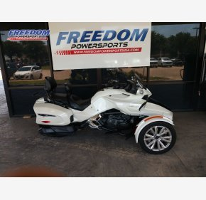 2016 Can-Am Spyder F3 for sale 200940240
