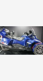 2016 Can-Am Spyder RT for sale 200779945