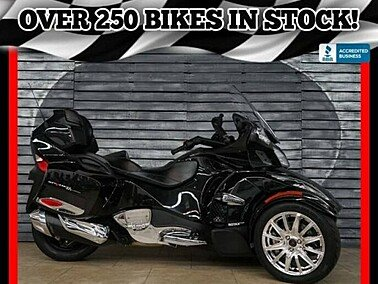2016 Can-Am Spyder RT for sale 200917541