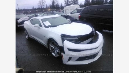 2016 Chevrolet Camaro LT Coupe for sale 101108344