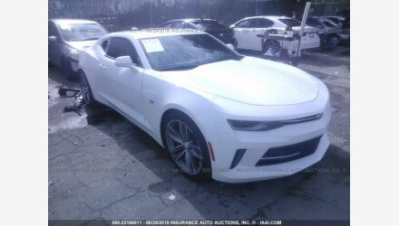 2016 Chevrolet Camaro LT Coupe for sale 101108973