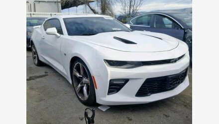 2016 Chevrolet Camaro SS Coupe for sale 101111436