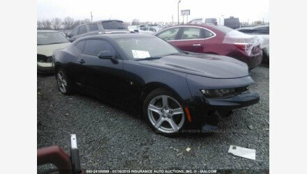 2016 Chevrolet Camaro LT Coupe for sale 101111791