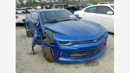 2016 Chevrolet Camaro LT Coupe for sale 101112124