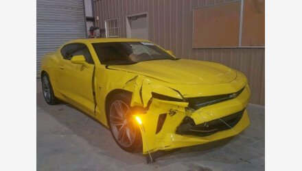 2016 Chevrolet Camaro LT Coupe for sale 101112572